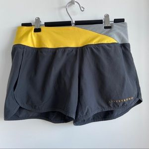 Nike Livestrong Dri-Fit Training Shorts Size S